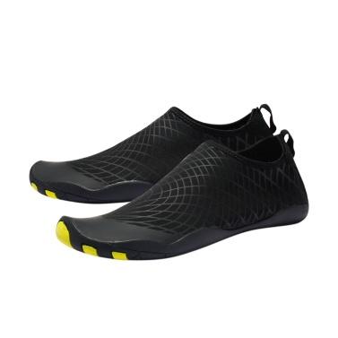 Transpirable antideslizante de secado rápido descalzo vadeando los zapatos