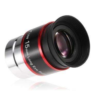 1,25 Zoll 68 Grad Weitwinkel Okular Planetary Eye Lens