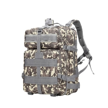 Tactic Backpack 45L Survival Gear Pack Big Capacity Molle Bag
