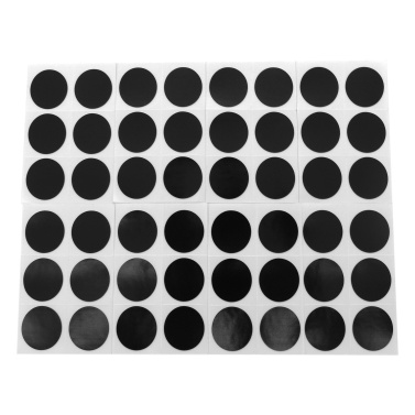 48pcs Bike Tire Repair Patches Bicycle Tube Puncture Rubber Patches Glue Free Patches Bike Inner Tube