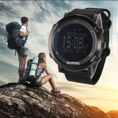 SUNROAD FR851 Outdoor Digital Sports Watch