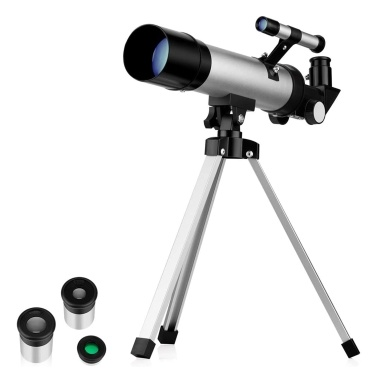 Astronomical Telescope with Tripod Star Finder Scope Zoom Monocular Telescope for Children Beginners