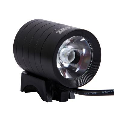 WOSAWE super helle USB-Fahrrad-vorderes Licht-USB-Kabel Wasserdicht 1200 Lumen-Nachtlicht