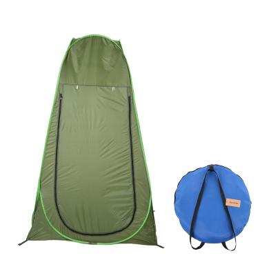 Docooler tragbare Pop-Up-Privacy-Zelt im Freien bewegliche Umkleideraum Zelt Anprobe Camping Angeln Baden Dusche WC