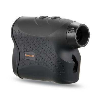 600 Yards 6X25mm Laser-entfernungsmesser Golf Entfernungsmesser mit Flag Locking Scan Nebel Modi Abstand Geschwindigkeit Messung für Outdoor Jagd Pferderennen