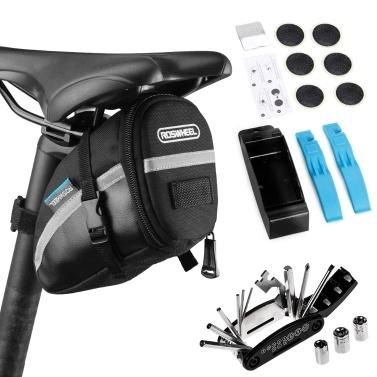 Bike Repair Tool Kits Fahrradsatteltasche Fahrradsitz Pack