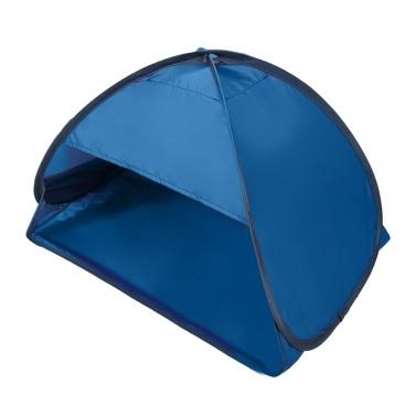 Tragbare Mini Beach Sonnenschutz Baldachin Instant Outdoor Beach Zelt Shelter mit Tragetasche