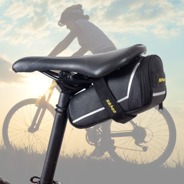 SAHOO Bicycle Flat Tyre Repair Kit for Bicycle and Bike Bike Tyre Pump Patch Tool Kit 7 in 1 Multi-tool in Bicycle Accessories Saddle Bags
