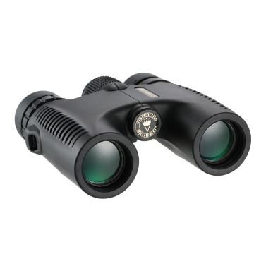 Vision HD 10x26 Wasserdichte Kompakt Binocular BaK4 Dachkant Weitwinkel Leistungsstarke Zoom Fernglas im Freien beweglicher Leichte Vogelbeobachtung Jagd-Teleskop