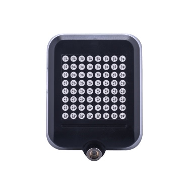 AYY 64 LED 80LM Intelligent Safety Bicycle Tillight