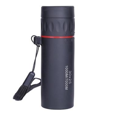 30x25 Mini tragbare HD optische Monokulare