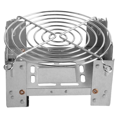 Portable Camping Alcohol Stove Solid Alcohol Fuel Folding Stove Outdoor Mini Spirit Cooking Cookout Picnic BBQ Wax Stove