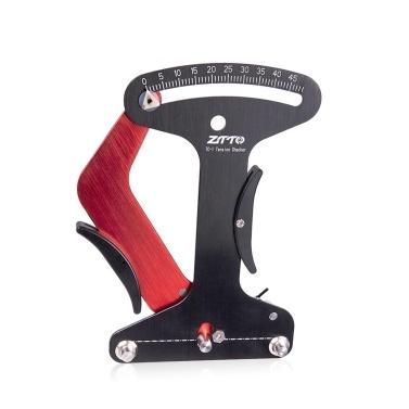 Spoke Tension Meter Tool Calibration Tool Mountain Bike Spoke Tensiometer Gauge Bicycle Repair Tools