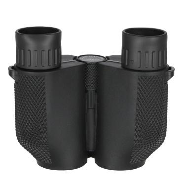 10x25 Compact Binocular High Powered Outdoor Sports Binocular Telescope Pocket Scope for Birdwatching Concert Travel Kids Gift