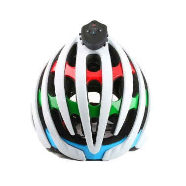 EJEAS Bike Motorcycle 1200M Range BT V3.0 Phone Call Music Helmet Intercom Device Headset Fast Pairing Communication Device Water Resistant