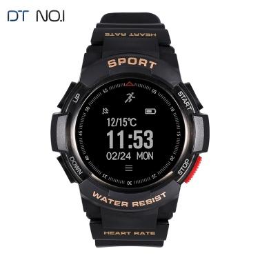 DTNO.I F6 IP68 Waterproof Smart Watch BT4.0