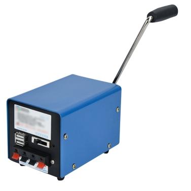 $10 OFF Outdoor 20W Multifunction Portable Manual Crank Generator,free shipping $29.99(Code:FDJ10)