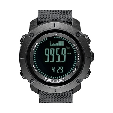 NORTH EDGE APACHE Outdoor Digital Sports Watch