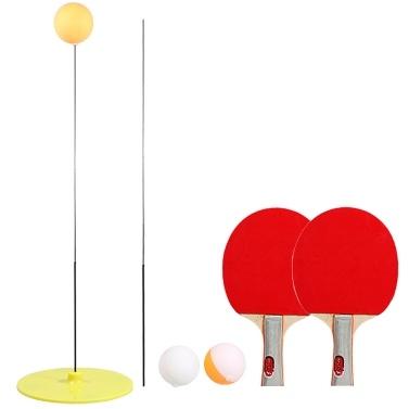 Ping Pong Schläger und Bälle