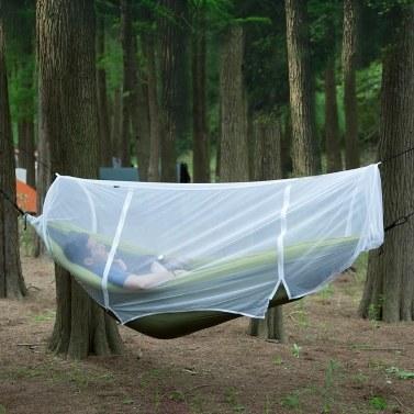 Leichtes faltbares Mesh-Netz für Camping-Hängematte