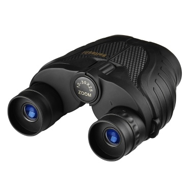 10-30X25 Zoom-Kompaktfernglas-Teleskop