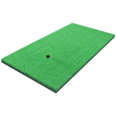 Golf Practice Mat Turf Grass Mat Rough and Fairway for Driving Chipping and Putting Golf Practice and Training Indoor Outdoor