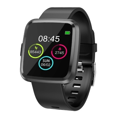 Smart Watch 1.3 im Vollbildmodus Touch Fitness Tracker Watch