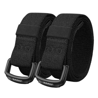 2 Pack Men Women Belts
