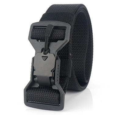 Adjustable Webbing Belt Men Women Belts