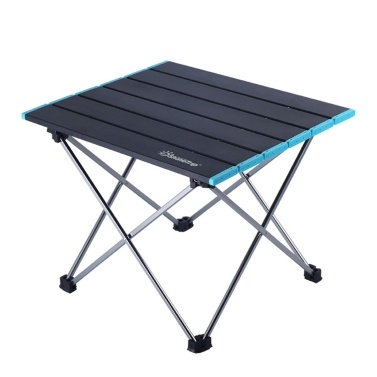Tavolo pieghevole in lega di alluminio
