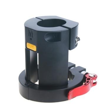 1 Set Faltvorrichtungen Upgrade-Teil für Elektroroller M365 / Pro Praktisch Modifizieren Sie Faltvorrichtungen aus hochfestem Metall