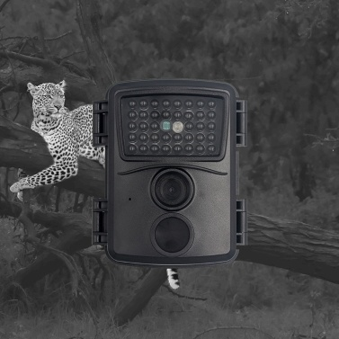 PR600 Mini Outdoor Camera Waterproof Orchard Fish Pond Camera 12 Million Field Infrared Induction Cameras Night-vision Camera