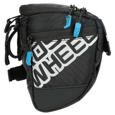 Tubo multifuncional Ciclismo da bicicleta da bicicleta do guiador Bag Basket Bag Frente Sports bolso ao ar livre ombro pacote
