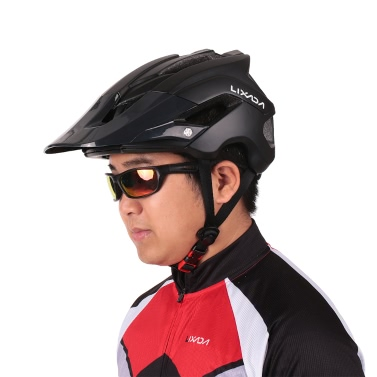 ​Lixada Ultra-lightweight Mountain Bike Cycling Bicycle Helmet Sports Safety Protective Helmet 13 Vents
