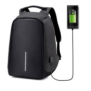 Anti-Theft Laptop Reiserucksack mit USB-Stecker Ladeanschluss