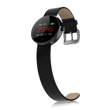6 € de réduction pour DM78 Fitness Monitor écran couleur Smart Bracelet pour Android / iOS seulement € 28,37