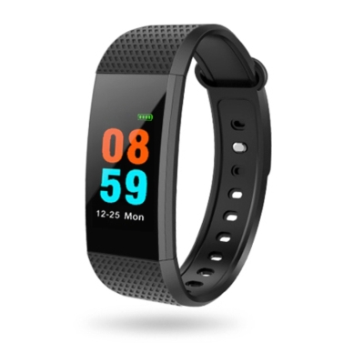 $3 OFF NEW 19 Color Screen Smart Bracelet,free shipping $16.99(Code:NEWW3)