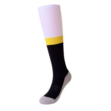 Absorbent Youth Soccer Socks Calf Protection Football Socks Sports Stocking Towel Bottom Tube Socks
