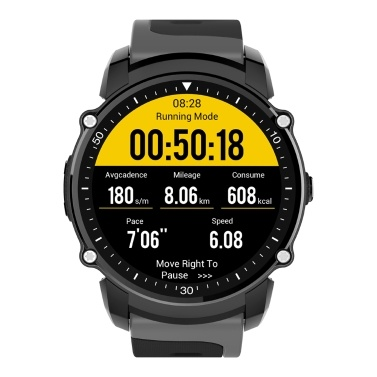 $15 OFF FS08 GPS Heart Rate Monitor Sport Watch,free shipping $74.99(Code:FSWTP)