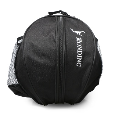 Sports Ball Round Bag Basketball Shoulder Bag Soccer Ball Football Volleyball Carrying Bag Travel Bag Men Women