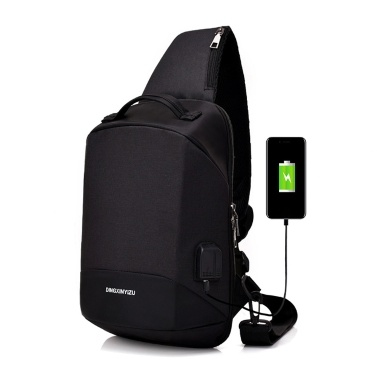 54% off Portable Men's Outside Leisure Chest Bag,limited offer $12.99