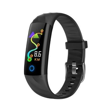 Intelligentes Armband IP67 Wasserdicht Schwimmen Fitness Tracker Gesundheitsmonitor Herzfrequenz Blutdruck Blutsauerstoff Schritt Kalorienzähler Armband