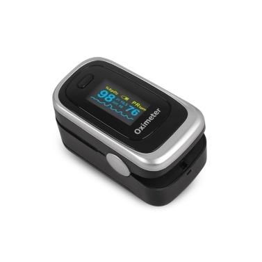 家庭用フィンガーパルスオキシメータ軽量ポータブル血液酸素SpO2モニターハートビート飽和度製品2色オプションのRRモニタリングおよび睡眠モニタリング製品