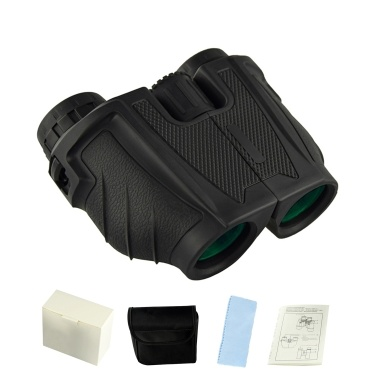 Binoculars Lightweight High Definition Clear View Powerful Binoculars 12X25 for Adults and Kids for Hunting Bird Watching Travel Concerts Sports Stargazing and Planets Compact Portable Mini Binoculars