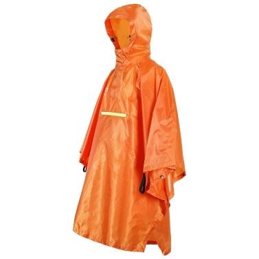 Men Women Raincoat Waterproof Rainwear