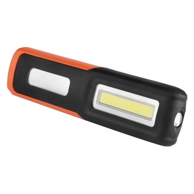 USB Wiederaufladbare LED-Licht Tragbare Arbeitslicht Hängenden Haken Magnetfuß Lampe Outdoor Camping Laterne