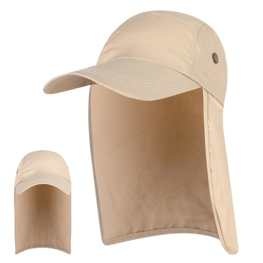 Men UPF 50+ Sun Protection Cap