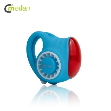 MEILAN S3 Bike Alarm Bell Anti-theft Cordless Control USB Rechargeable IPX6