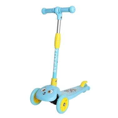 Scooter plegable de 3 ruedas