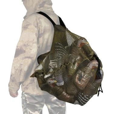 Outdoor Jagd Mesh Lockvogel Tasche